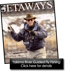 yakima river guilded fly fishing